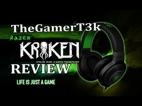 Razer Kraken Pro Stereo Gaming Headset Review   BEST FOR BASS
