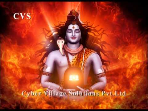 Lingashtakam - Lord Shiva Devotional 3d Animation God Bhajan Songs  Maha Shivaratri Special video