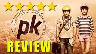 PK - Movie 2014 Review | Aamir Khan, Ranbir Kapoor, Anushka Sharma