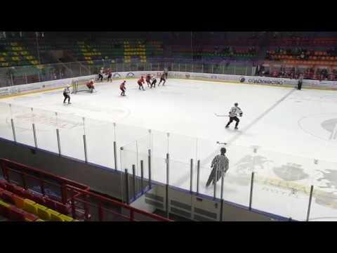 2018 11 10 тов игра Неман  - Пинские Ястребы 3-0 голы + булл серия