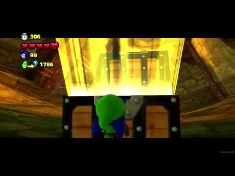 Sonic Lost World ~ Wii U [Part 10 ~ DLC 03: Legend of Zelda Zone]