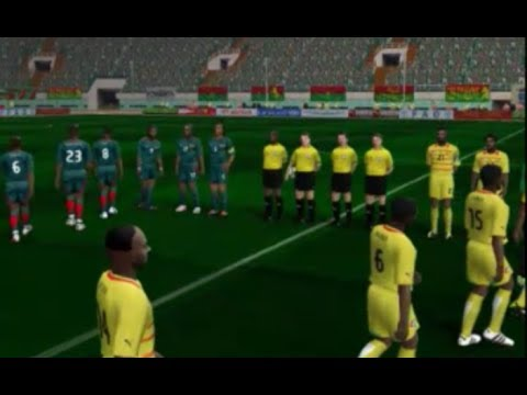 PES6 Greece World Cup 2014 Qualifiers - Burkina-Faso vs Togo