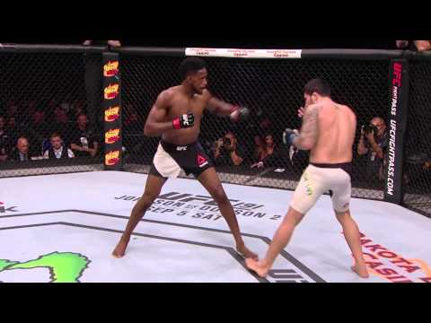 Fight Night Saskatoon: Neil Magny Backstage Interview
