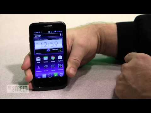The ZTE Avid 4G For MetroPCS
