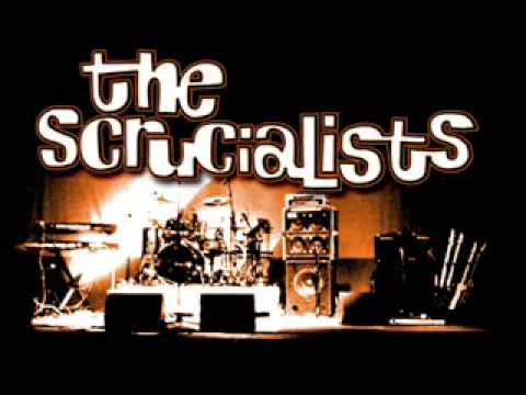 The Scrucialists - Radio feat. Phenomden