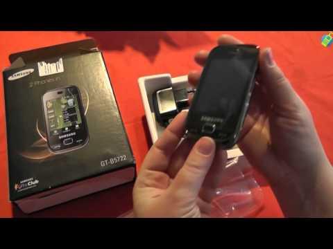 samsung b5722 video clips. Black Bedroom Furniture Sets. Home Design Ideas