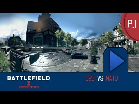 FOXADAS - BF3: C2D vs NATO #1 [War Excess League CQ 8x8]