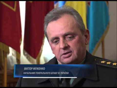Муженко: Російська агресія // Muzhenko: Russian Troops in Ukraine