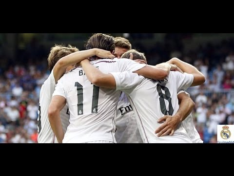 Real Madrid vs Cordoba 2 0 All Goals and Full Match 25 08 2014 HD
