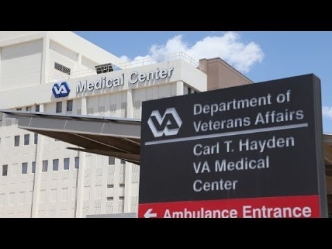 Report: 1,700 vets left off Phoenix VA waiting list