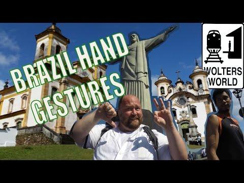 Brazil Hand Gestures - Visit Brazil