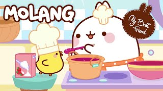 Molang & PiuPiu - Cook | #MyBestFriend
