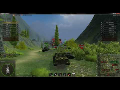 Ground War Tanks ЯгдТигр JagdTiger ТОП ПУХА Поплатился за самоуверенность