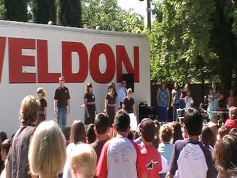 Weldon Elementary 2010 Talent Show - So Long, Farewell ...