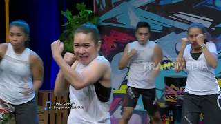 Body Combat | HITAM PUTIH (08/11/18) Part 2