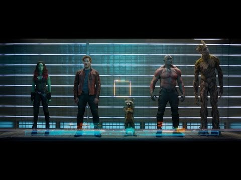 Guardians of the Galaxy Trailer #1 (1080p) from Marvel, Disney