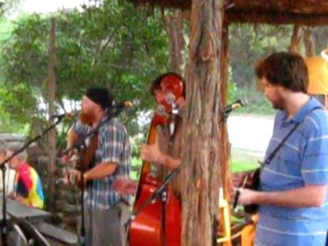 The Shady Rest Band @ The Salt Lick in Austin TX