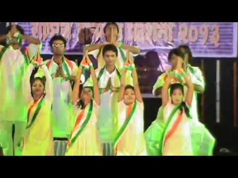 Maa Tujhe Salaam Dance Performed By Mujra Group video