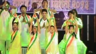 Maa Tujhe Salaam Dance Performed By Mujra Group