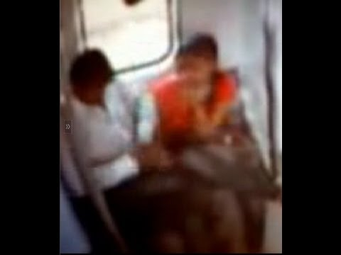 Uncensored Mms From Delhi Metro Cctv Footage video