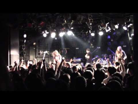 Napalm Death-Live-Tokyo 23 August 2012 (1/2)