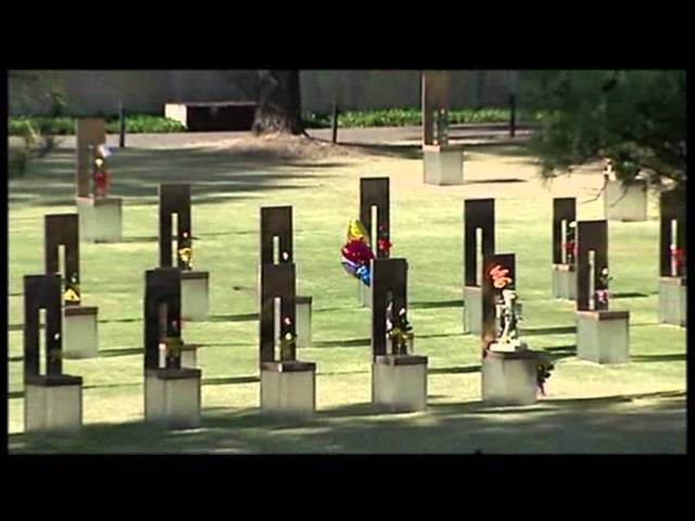 Ceremony Marks 19th Anniversary of OKC Bombing