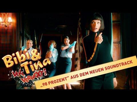 """BIBI & TINA: VOLL VERHEXT! - Das offizielle Musikvideo zu """"98 Prozent"""""""