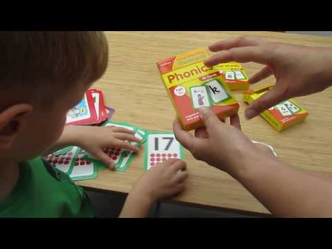 Collins Easy Learning Flashcards for 3-5 year-olds review
