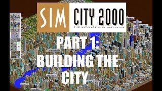 SimCity 2000 - Part 1: Building The City - FlubberGaming05