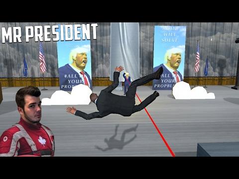 Mr. President - CAPTAIN CANADA