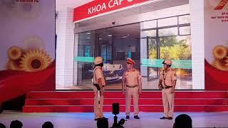 Trưởng Phòng CSGT TPHCM Huỳnh Trung Phong ca cải lương live