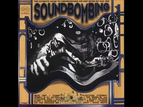 SOUNDBOMBING 1____ (Full album 1997)____Rawkus Records