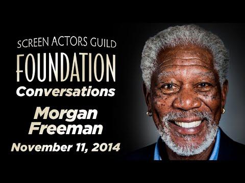 Conversations with Morgan Freeman