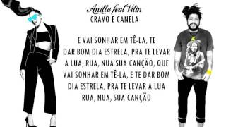 Anitta Cravo e Canela feat Vitin