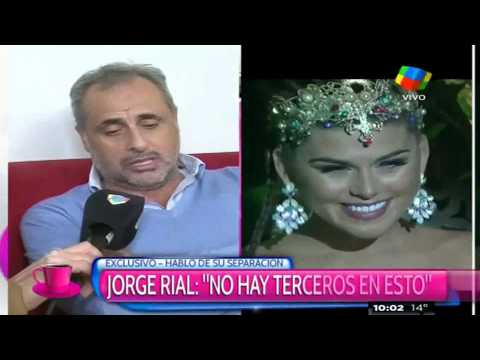 Rial confirmó que hubo una crisis entre Mariana y una de sus hijas