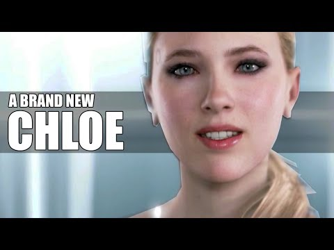 Detroit Become Human - Do You Want A Brand New Chloe? [ More Complete Edition ]