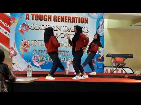 Modern Dance SMP N 1 Mojolaban