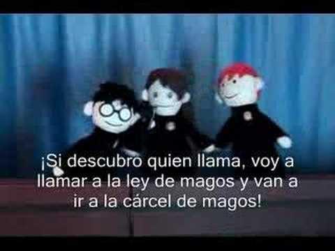 Potter Puppet Pals en: