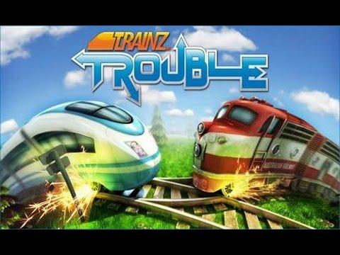 Trainz Trouble Ep. 1: