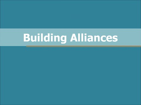 Building alliances for trainee reimbursement