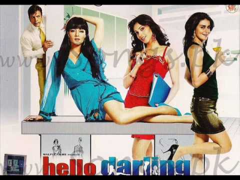 AA JAANE JAAN - HELLO DARLING LATEST HINDI MOVIE SONG