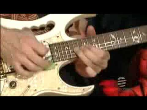 Steve Vai Solo - Zomby Woof - Zappa plays Zappa