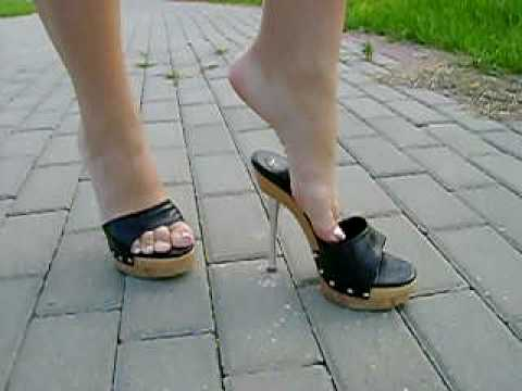my best high heel shoes