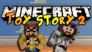 Minecraft: Toy Story 2 - Part 1! (HD)