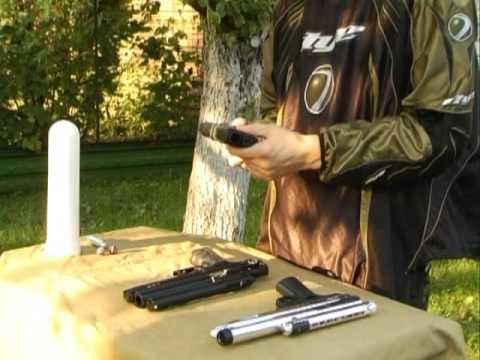 Обзор полуавтоматических пистолетов