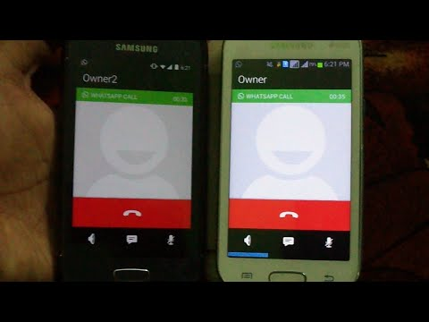 Voice call In WhatsApp[EASY METHOD]