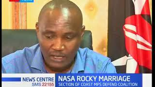 NASA is here to stay, insists Mudavadi