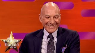 Sir Patrick Stewart's Best Moments On The Graham Norton Show