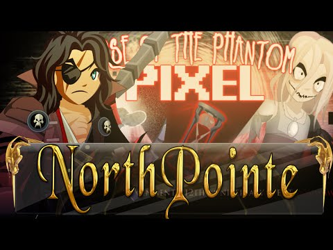 =AQW= /join NorthPointe FULL Walkthrough! (Curse of the Phantom Pixel Event)