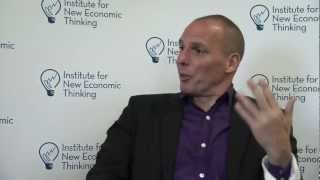 Yanis Varoufakis: The Global Minotaur 1/4